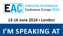 Conference Button - EAC 2016 - I'm Speaking At