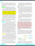 Example display of PDF in Goodreader on iPad with highlights